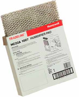 Honeywell Humidifier filter replacement HC22A1007 (Pk of two)