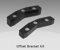 Pulley Partner/Pro Offset Bracket