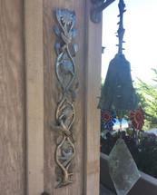 indoor outdoor metal art Haiti