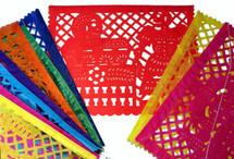 papel picado mexican cut paper decorations
