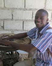 Haitian Metal Artist