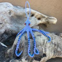 beaded octopus Guatemala
