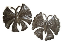 Butterfly Wall Art, Wall Hanging Haitian Decor
