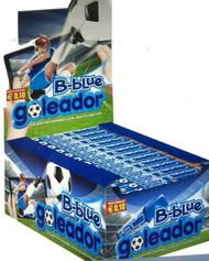Goleador B-Blue Raspberry  200 Pc. Counter Display