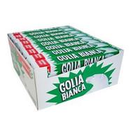 Golia Bianca Mint Dragees (24 Sticks)