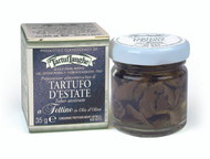 Tartuflanghe Summer Truffle Slices in EVOO (35g)
