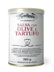 Tartuflanghe Olive & Truffle Tapenade (380g)