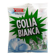 Golia Bianca Mint Dragees (6.35oz. Bag)