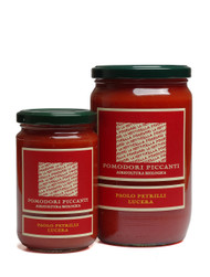 Organic Spicy Strained Tomatoes (Passata Piccante)