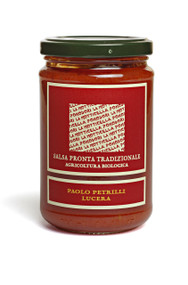 Organic Traditional Tomato Sauce 10.6 oz.