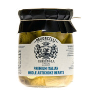 Pavoncelli Whole Artichoke Hearts (580ml Jar)