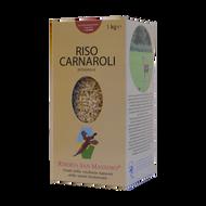 Riserva San Massimo Brown Carnaroli Rice (2.2 lb. Box)