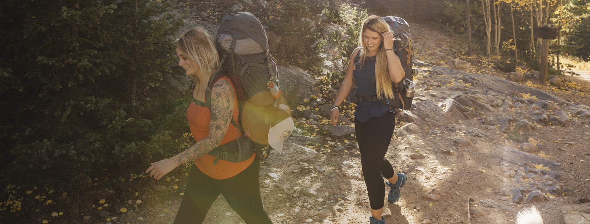 Shop Backpacking Gear