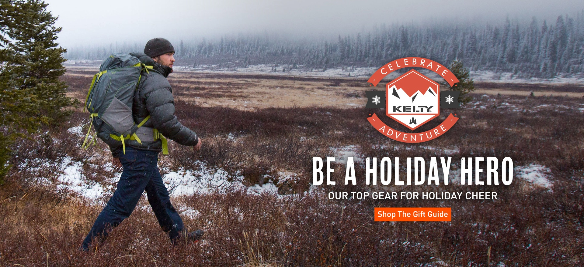 Shop the Kelty Holiday Gift Guide