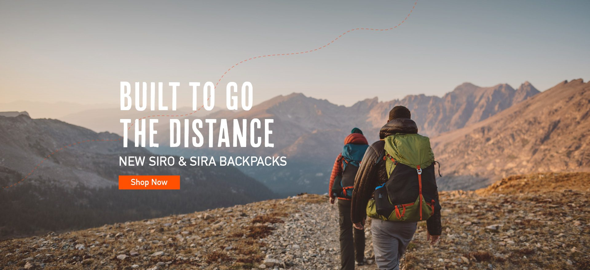 New Siro and Sira Backpacks Now Available!