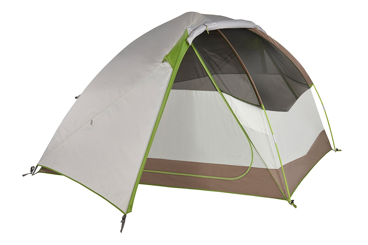 Image 1  sc 1 st  Kelty & Acadia 4 Person Camping Tent | Kelty