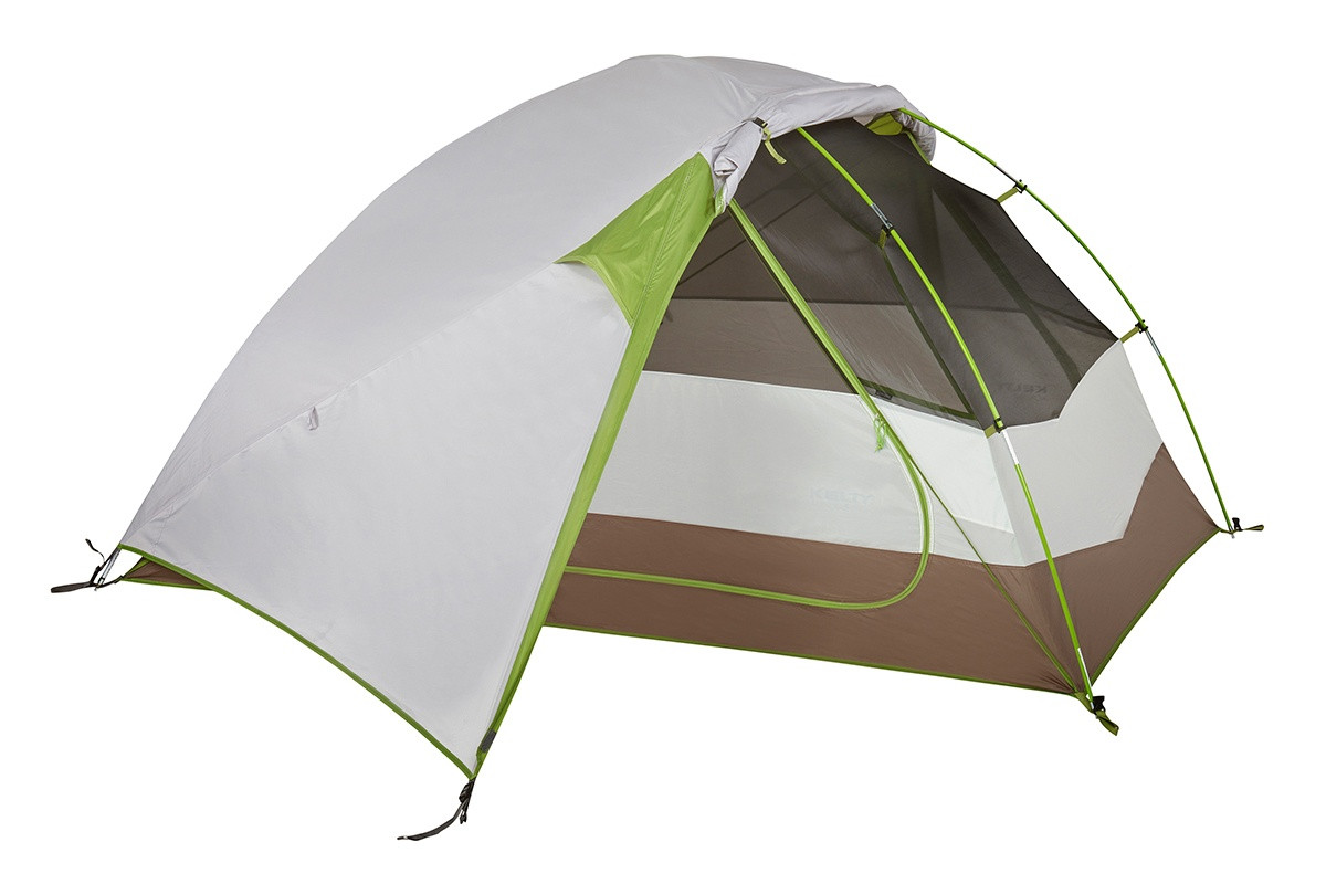 The 3-pole design provides more head and shoulder room and the continuous pole sleeve design is built to make pitching a breeze.  sc 1 st  Kelty & Acadia 2 Person Camping Tent | Kelty