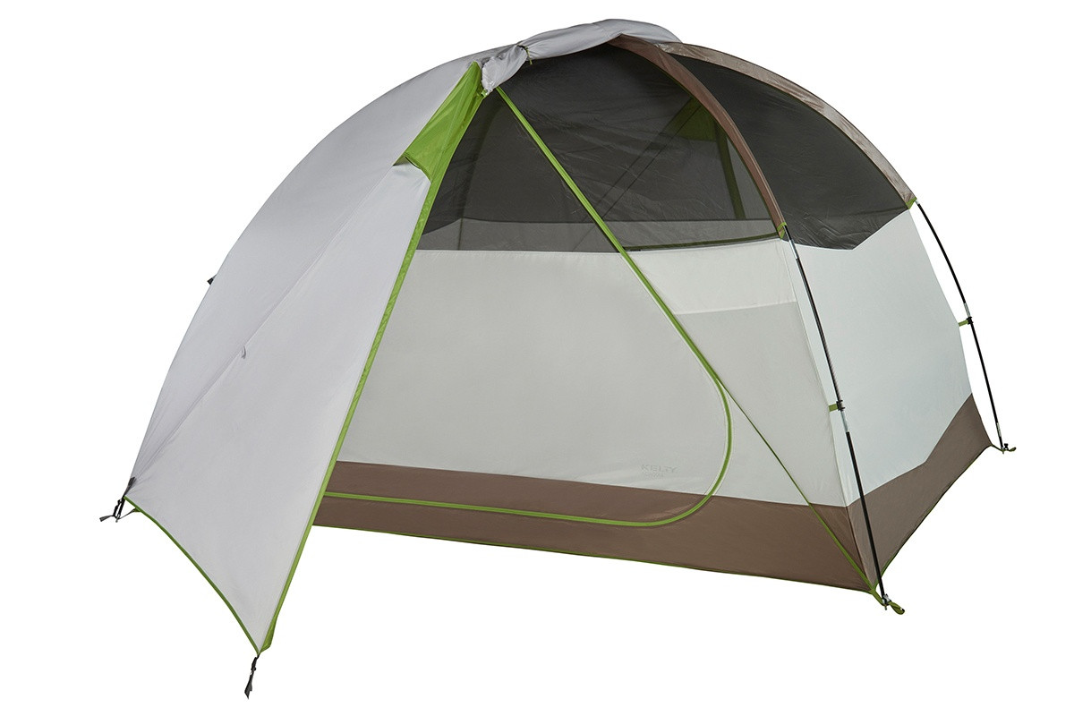 The 3-pole design provides more head and shoulder room and the continuous pole sleeve design is built to make pitching a breeze.  sc 1 st  Kelty & Acadia 6 Person Camping Tent | Kelty