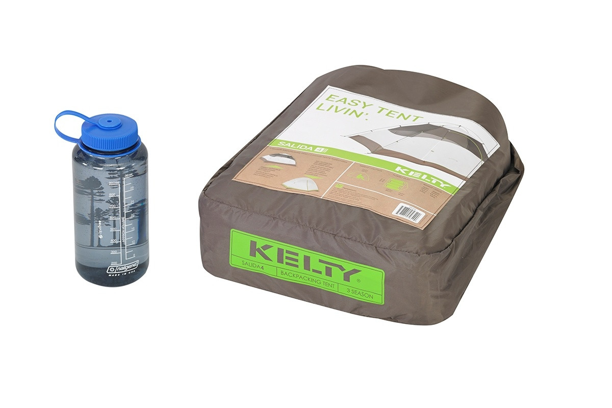 The award-winning Salida 4-person tent is light enough to haul and packed with features that enhance every adventure. With 11-square feet of vestibule space ...  sc 1 st  Kelty & Salida 4 Person Backpacking Tent   Kelty