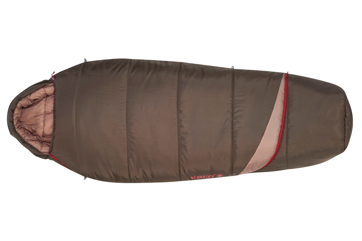 Get Serious Cold Weather Warmth And Protection Without Sacrificing Comfort With The Tuck EX 20 This Oversized Mummy Bag Is Kelty Built ThermaPro