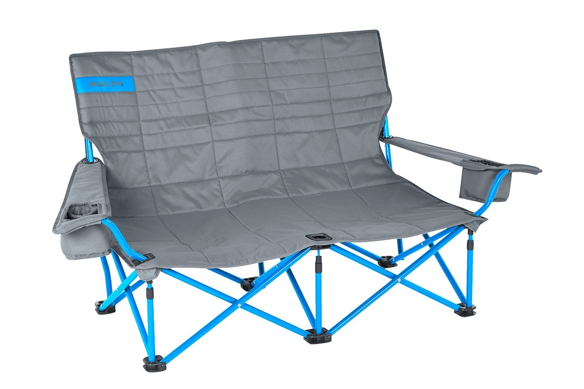 Genial The Kelty Low Love Chair Is A Super Comfy Folding Chair Made Just For Two.  Perfect For All Day Summer Festivals Or Getting Cozy Around The Campfire,  ...
