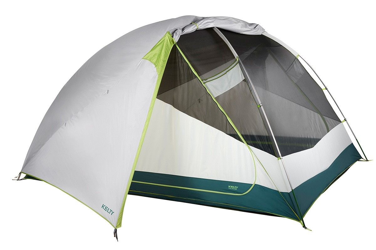 You just found it with the Trail Ridge 8. A spacious interior and two easy entry D-style doors make for easy access with plenty ...  sc 1 st  Kelty & Trail Ridge 8 Person Camping Tent | Kelty