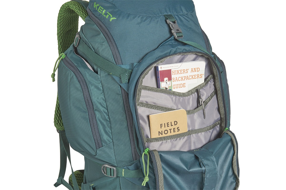 Redwing 44 Liter Hiking & Camping Backpack | Kelty