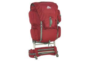 Kelty trekker 65 backpack and gear youtube.