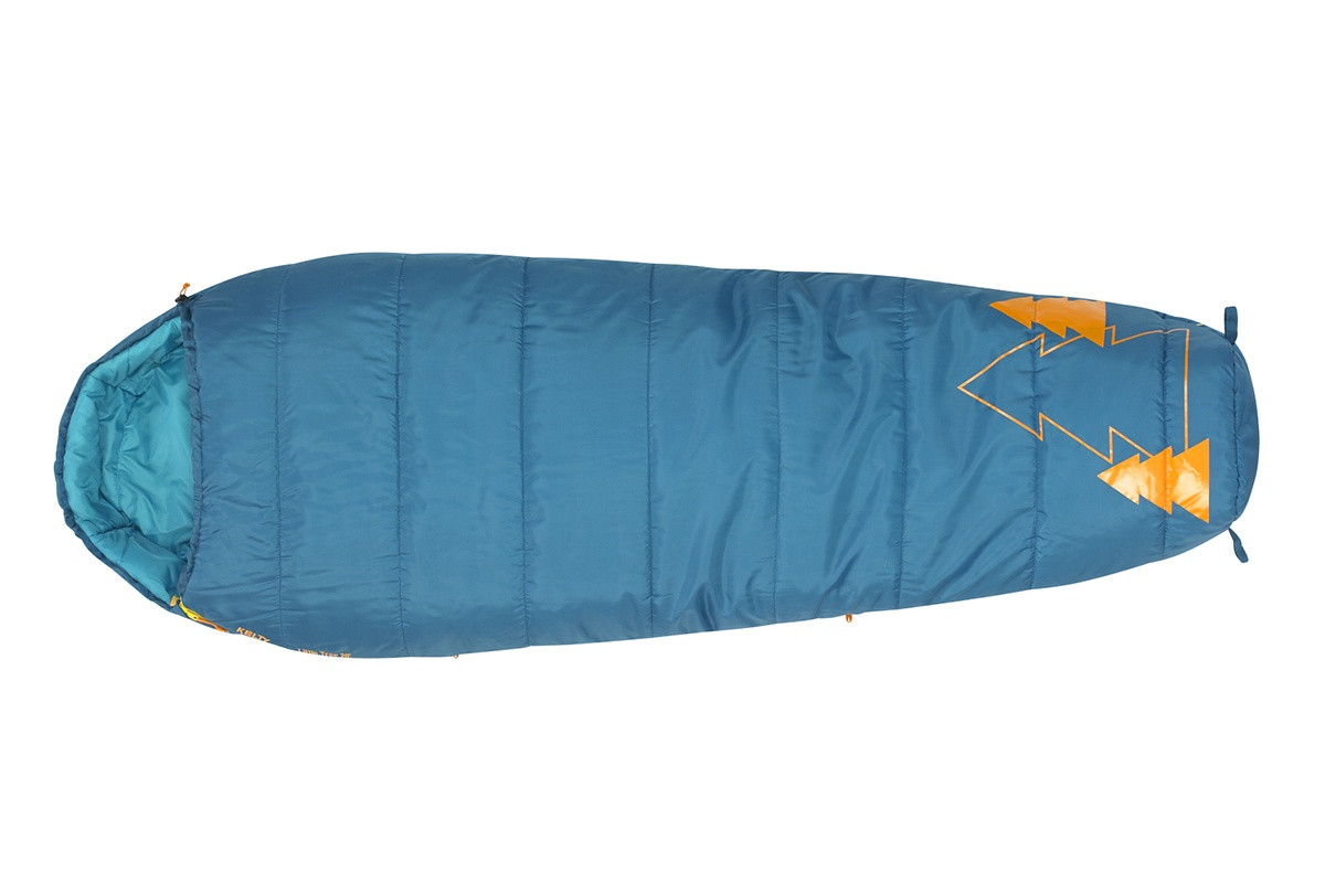 The Fun To Use Little Tree 20 Is Ideal Sleeping Companion For A Serious Camper Boy In Training Durably Made With Layered Offset Construction And Super