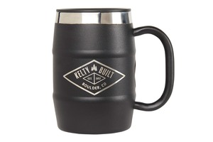 Double Barrel Mug