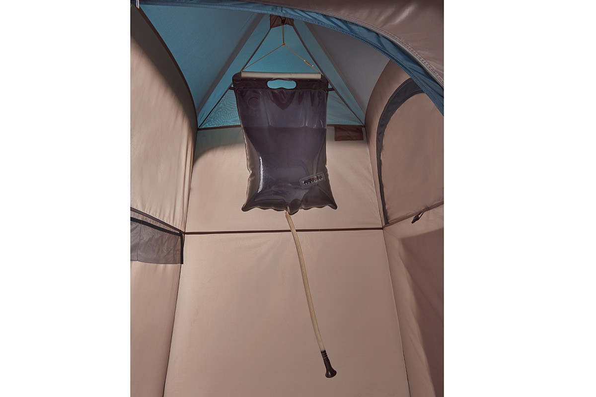 H2go Light Durable Camping Privacy Shower Kelty