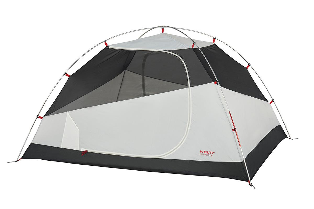 Image 1  sc 1 st  Kelty & Gunnison 3 Tent With Footprint | Kelty