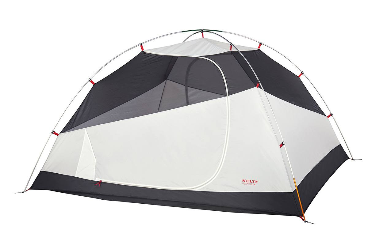 This Kelty classic has been in the line-up for years and gets a new makeover for 2017. With its famed functionality in mind the Gunnison 4 is now even more ...  sc 1 st  Kelty & Gunnison 4 Tent With Footprint | Kelty