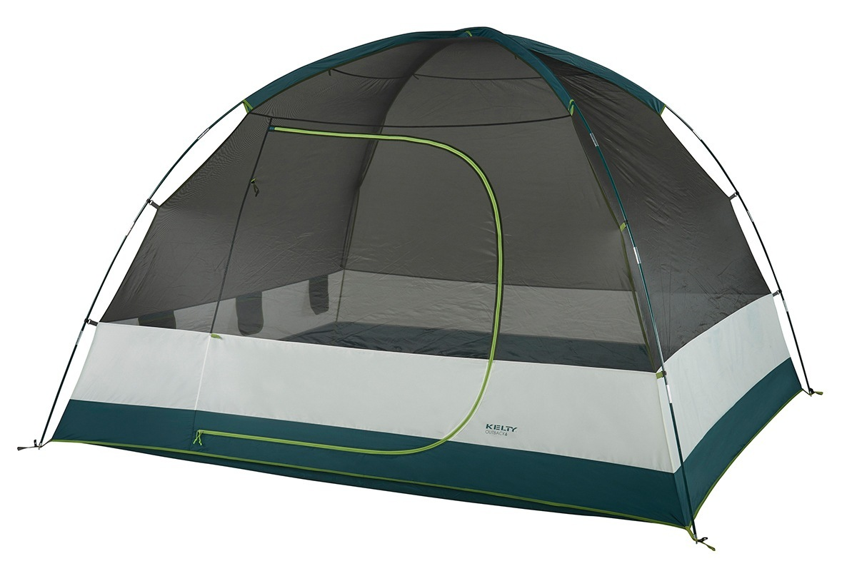 Outback 6  sc 1 st  Kelty & Discovery 6 Person Camping Tent | Kelty