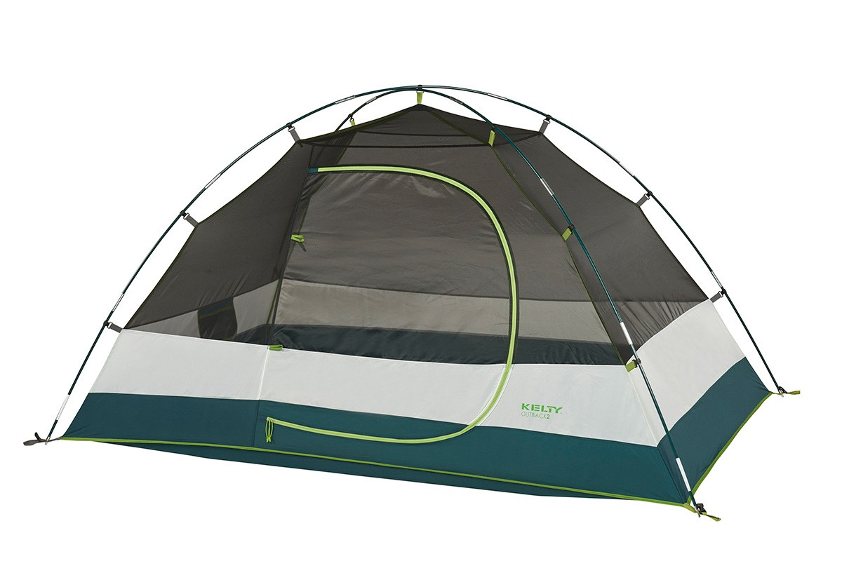 Thatu0027s why we made the Outback 2 with an easy-to-set-up X tent design and a huge D-door for ease-of access into your temporary abode.  sc 1 st  Kelty & Outback 2 Person Car Camping Tent | Kelty