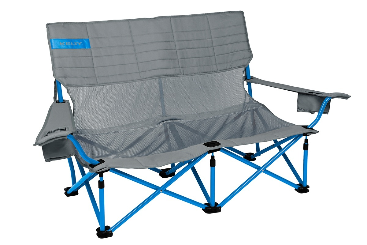 Gentil Mesh, Low Love Camping, Foldable Chair | Kelty
