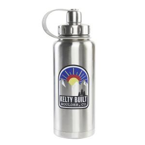 Kelty Built Colorado Sunset 32 oz growler