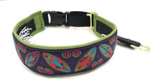 "1.5"" Tribal Elite Private Prong Collar"