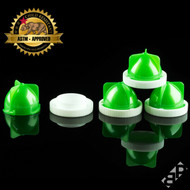 DoM Concentrate Container - Green/White