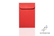 Shatter Envelopes Red