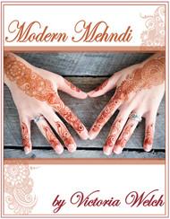 Modern Mehndi