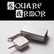 Square Armor protects your Square credit card reader and keeps it at the ready on your keychain.