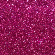 10 Gram Glitter Poof Bottle  - Magenta