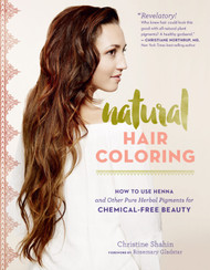 Natural Hair Coloring Book by Christine Shahin