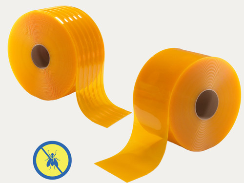 Insect Control PVC Strip Rolls