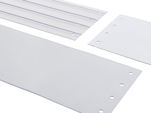 Standard PVC Strip Door Replacement Strips