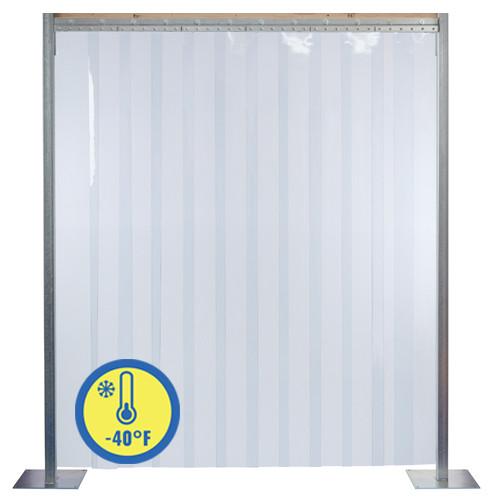 Extra Low Temperature Strip Door Kits