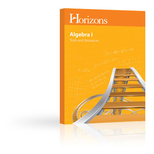 HORIZONS Algebra 1 Readiness Evaluation