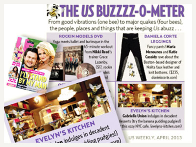 US Weekly Buzzzz-o-meter