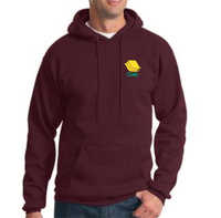 Cole Port & Co. Pullover Hooded Sweatshirt